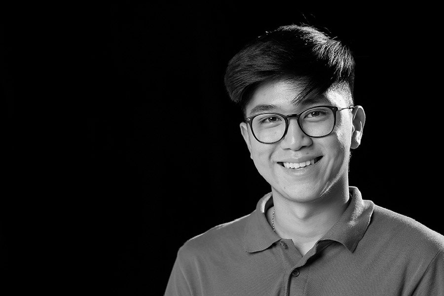 auszubildender Informatiker Systemtechnik Jackie Nguyen